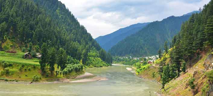 Beautiful Neelum Valley